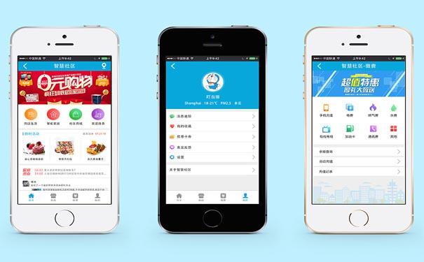 社区电商app软件定制打造电商新生态