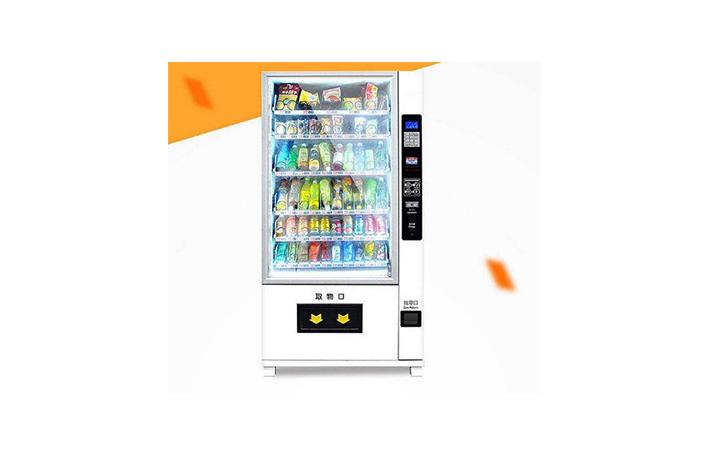主动售货机软件开发