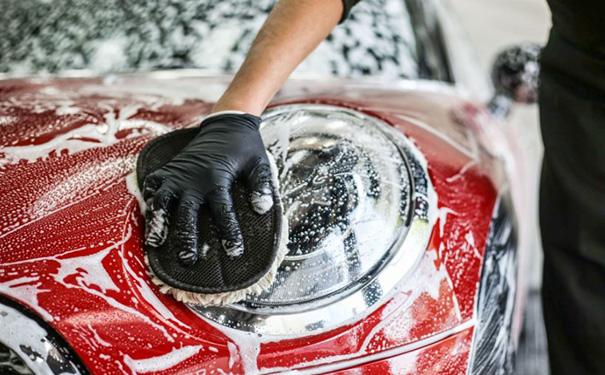 自助洗车APP开发